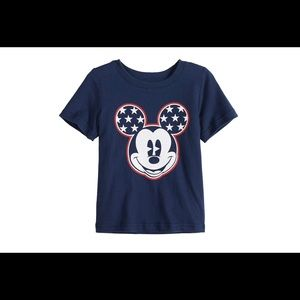 Disney Mickey Mouse boys size 12 months T-shirt